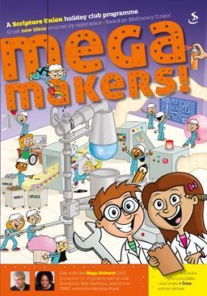 Mega Makers!  Holiday Club Resource Book (Paperback)