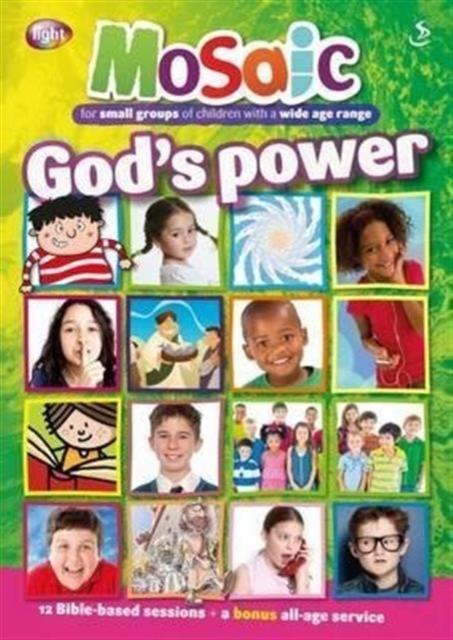 Mosaic: God's Power (Paperback)