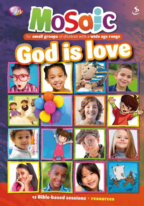 Mosaic: God Is Love (Paperback)