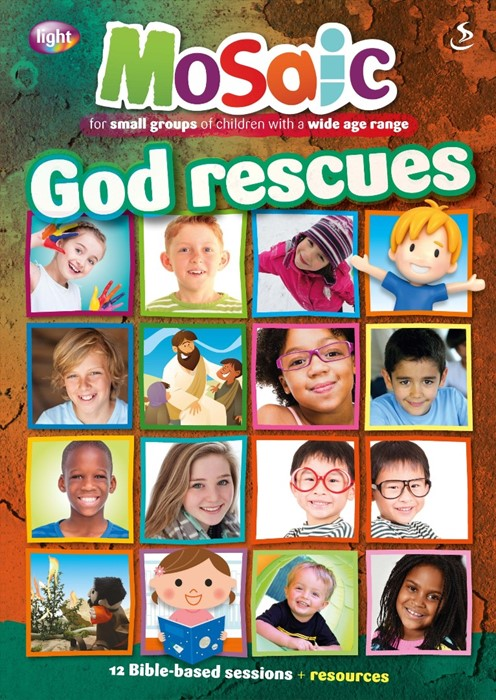 Mosaic: God Rescues (Paperback)