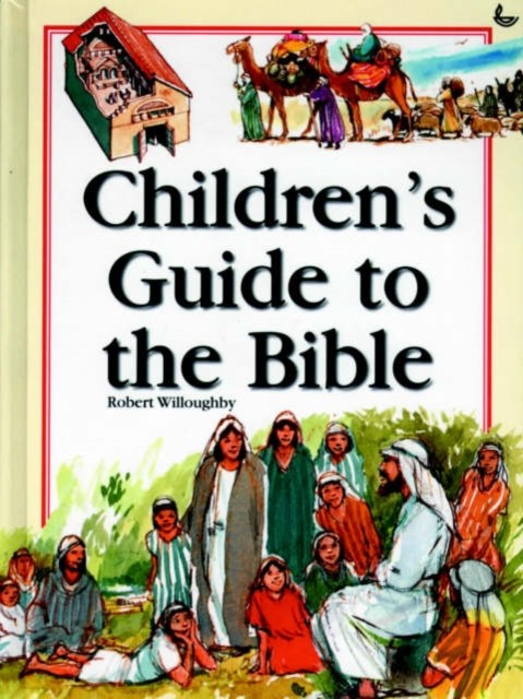 Children's Guide To The Bible (Hard Cover)