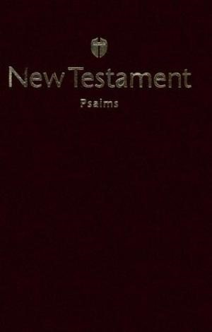 HCSB Economy New Testament With Psalms, Black (Paperback)