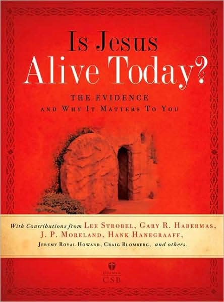 Is Jesus Alive Today? (Paperback)
