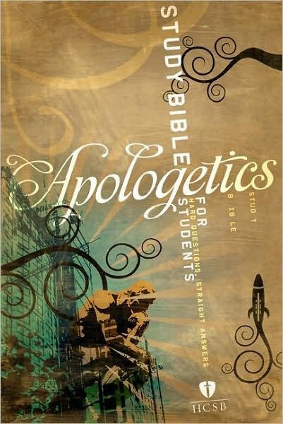 Apologetics Study Bible For Students, Brown/Black/Tan (Imitation Leather)