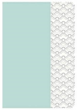 HCSB Compact Ultrathin Bible, Mint Green Leathertouch (Imitation Leather)
