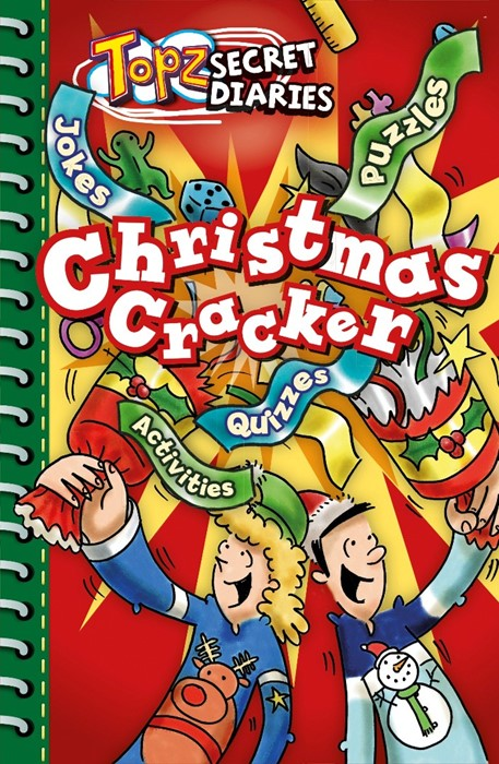 Topz Secret Diaries - Christmas Cracker (Paperback)