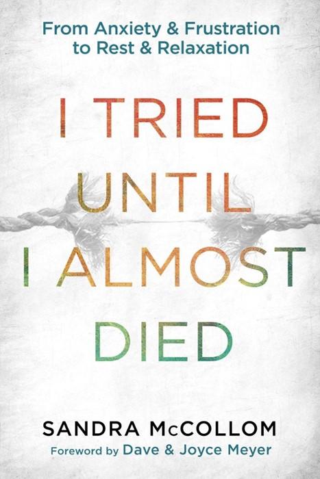 I Tried Until I Almost Died (Paperback)