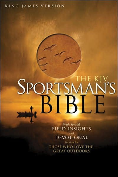 The Sportsman's Bible (Imitation Leather)