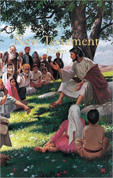 KJV Economy New Testament With Psalms (Paperback)