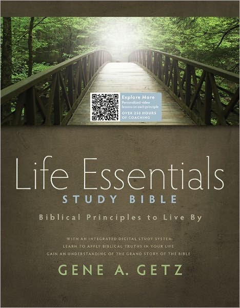 HCSB Life Essentials Study Bible Hardcover (Hard Cover)