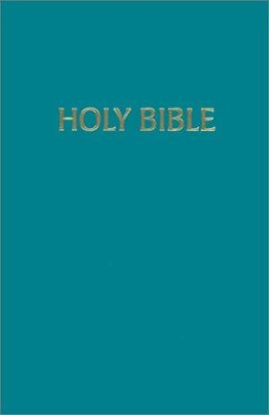 Kjv Pew Bible (Turquoise) (Hard Cover)