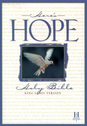 Kjv Here'S Hope Bible (Paperback)