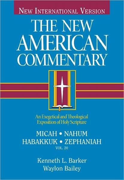 Micah, Nahum, Habakkuh, Zephaniah (Hard Cover)