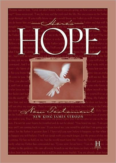 NKJV Here's Hope New Testament (Paperback)