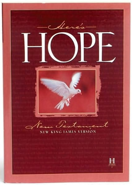 NKJV Here's Hope New Testament, Trade Paper (48 Pack) (Paperback)