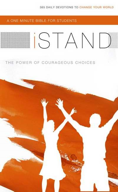 HCSB Istand One Minute Bible, Trade Paper (Paperback)
