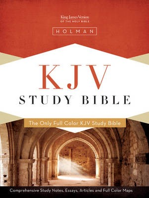 KJV Study Bible, Lavender Leathertouch (Imitation Leather)