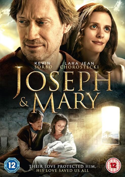 Joseph & Mary DVD (DVD)