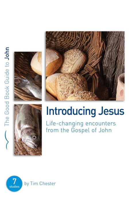John: Introducing Jesus (Good Book Guide) (Paperback)