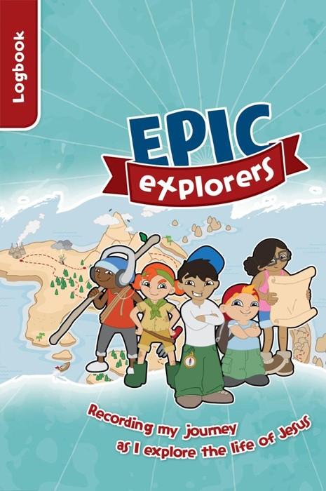 Epic Explorers Logbook (Paperback)