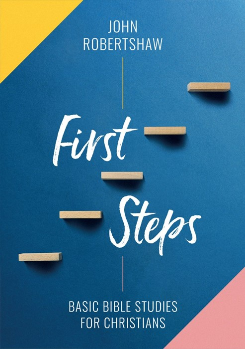 First Steps (Bible Studies) (Paperback)