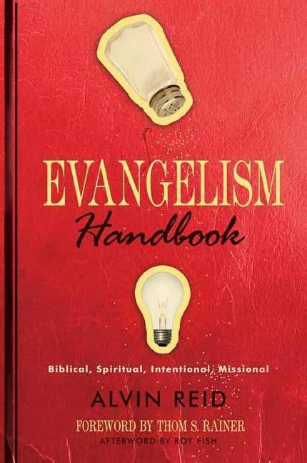 Evangelism Handbook (Paperback)