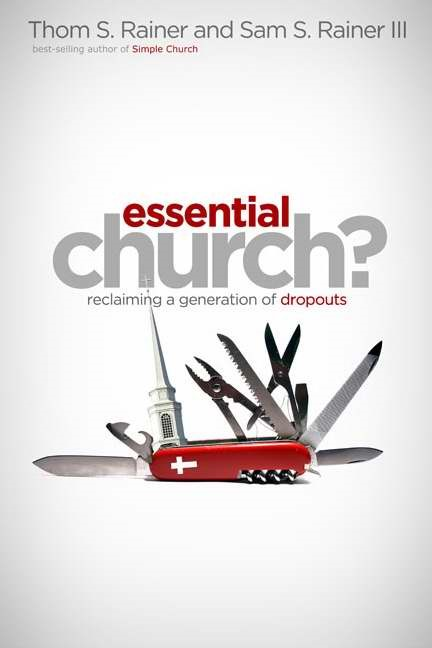Essential Church? (Hard Cover)