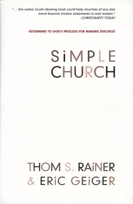 Simple Church (Hard Cover)