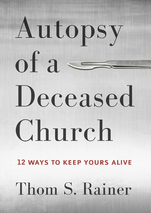 Autopsy Of A Deceased Church (Hard Cover)