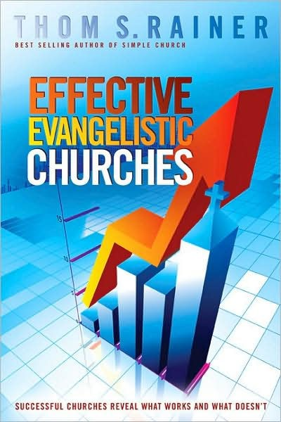Effective Evangelistic Churches (Paperback)