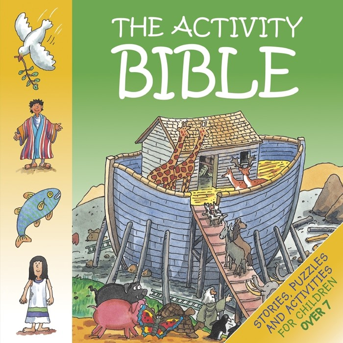 Activity Bible, The [Age 7+] (Paperback)