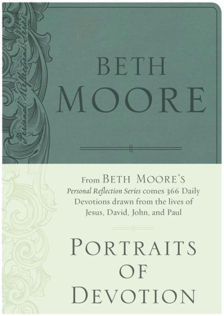 Portraits Of Devotion (Leather Binding)