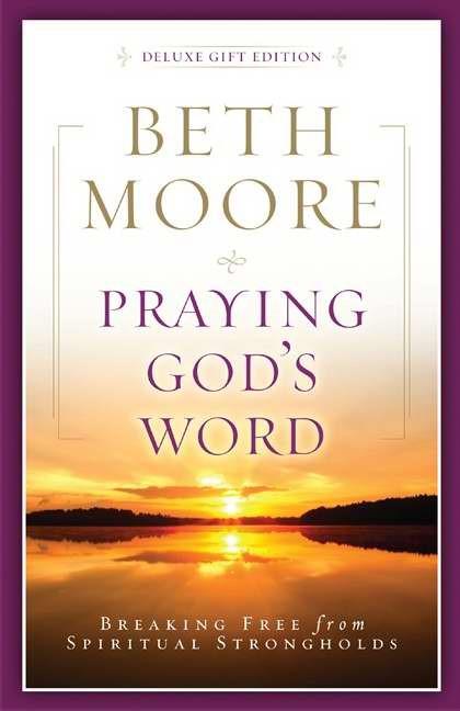 Praying God's Word (Imitation Leather)