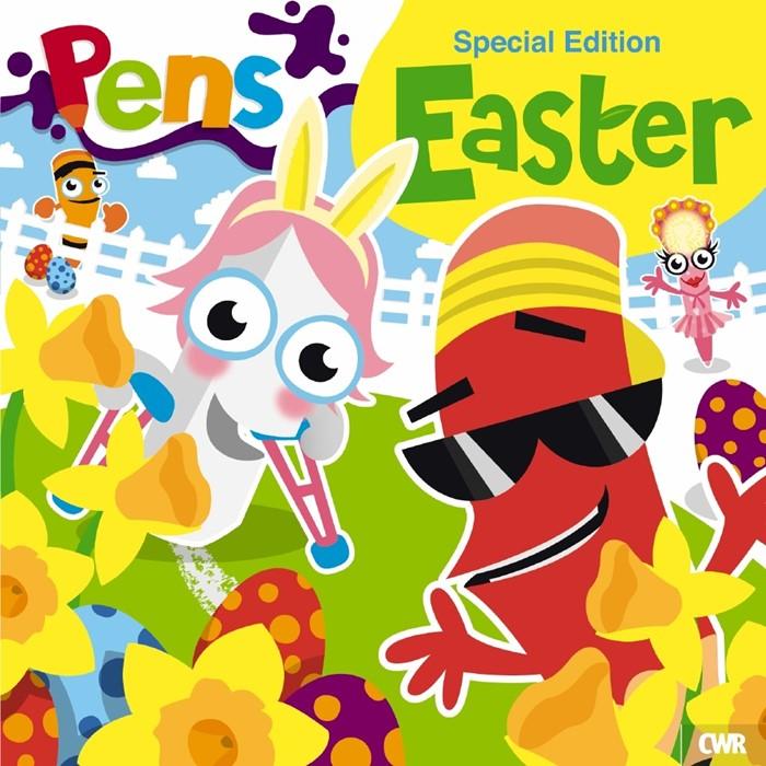 Pens: Easter Special (Paperback)