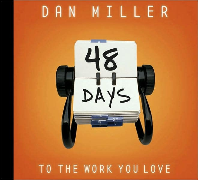 48 Days To The Work You Love/Cd (CD-Audio)
