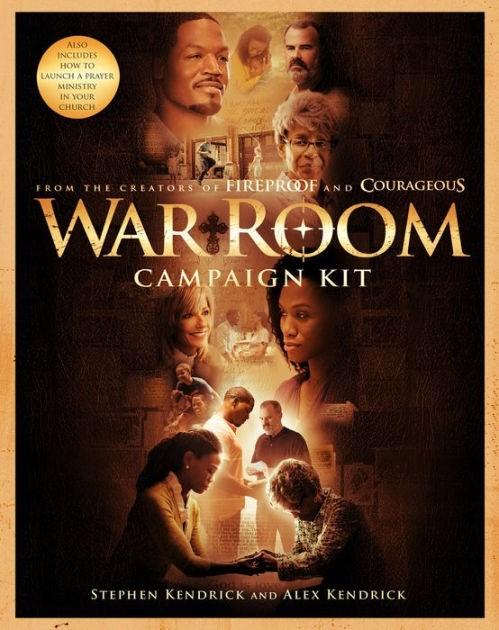 War Room Church Campaign Kit (Mixed Media Product)