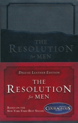 The Resolution For Men (Imitation Leather)
