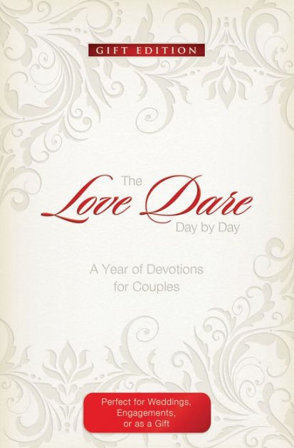 The Love Dare Day By Day, Gift Edition (Imitation Leather)