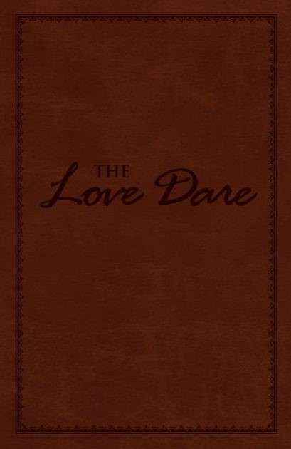 The Love Dare (Imitation Leather)