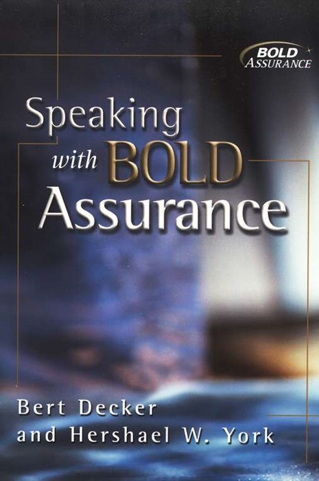 Speaking With Bold Assurance (Paperback)