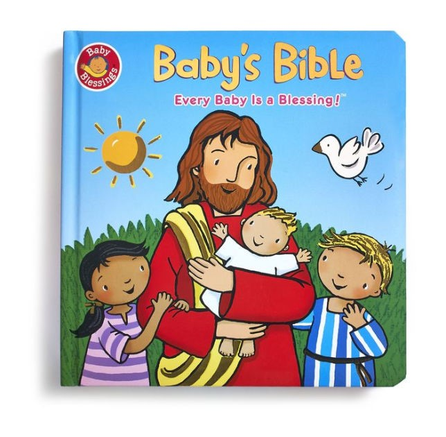 Baby's Bible (Board Book)
