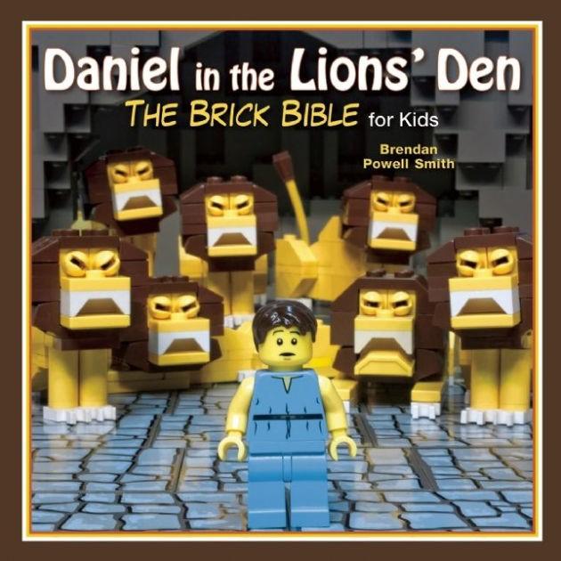 Brick Bible: Daniel (Hard Cover)