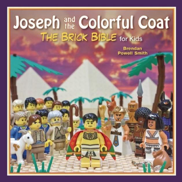 Brick Bible: Joseph (Hard Cover)