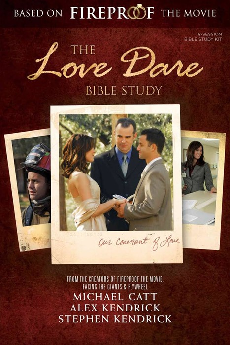 The Love Dare Bible Study Member Book (Paperback)