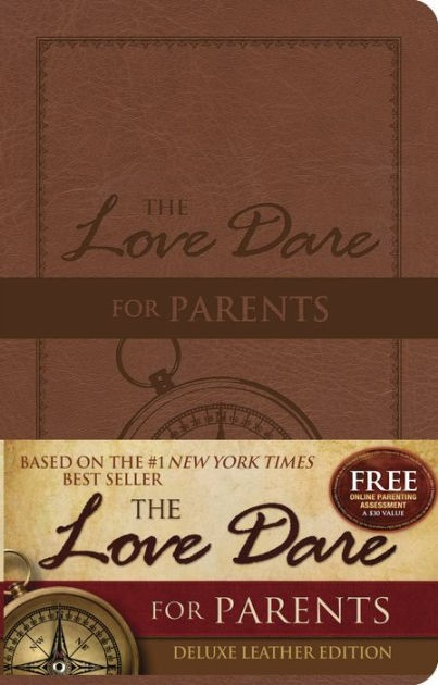 The Love Dare For Parents (Imitation Leather)