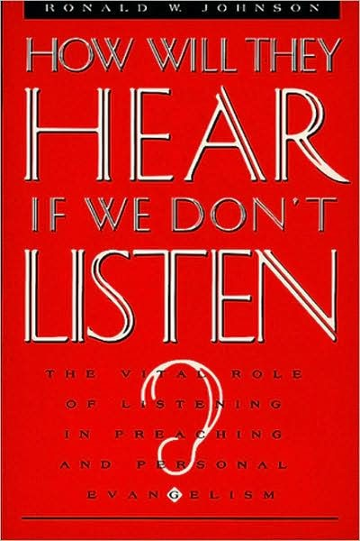 How Will They Hear If We Don'T Listen? (Paperback)