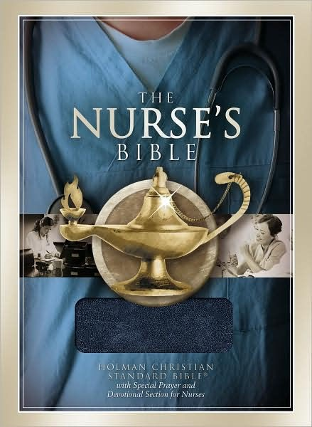 The HCSB Nurse's Bible (Bonded Leather)