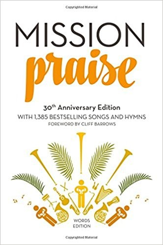 Mission Praise 30Th Anniversary - Words Edition HB (Hard Cover)