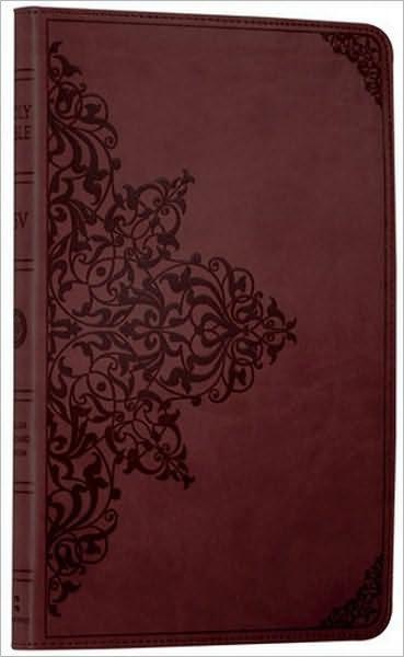 ESV Anglicized, Chestnut, Imitation Leather (Imitation Leather)