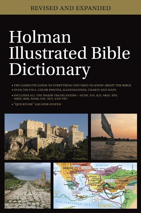 Holman Illustrated Bible Dictionary (Hard Cover)